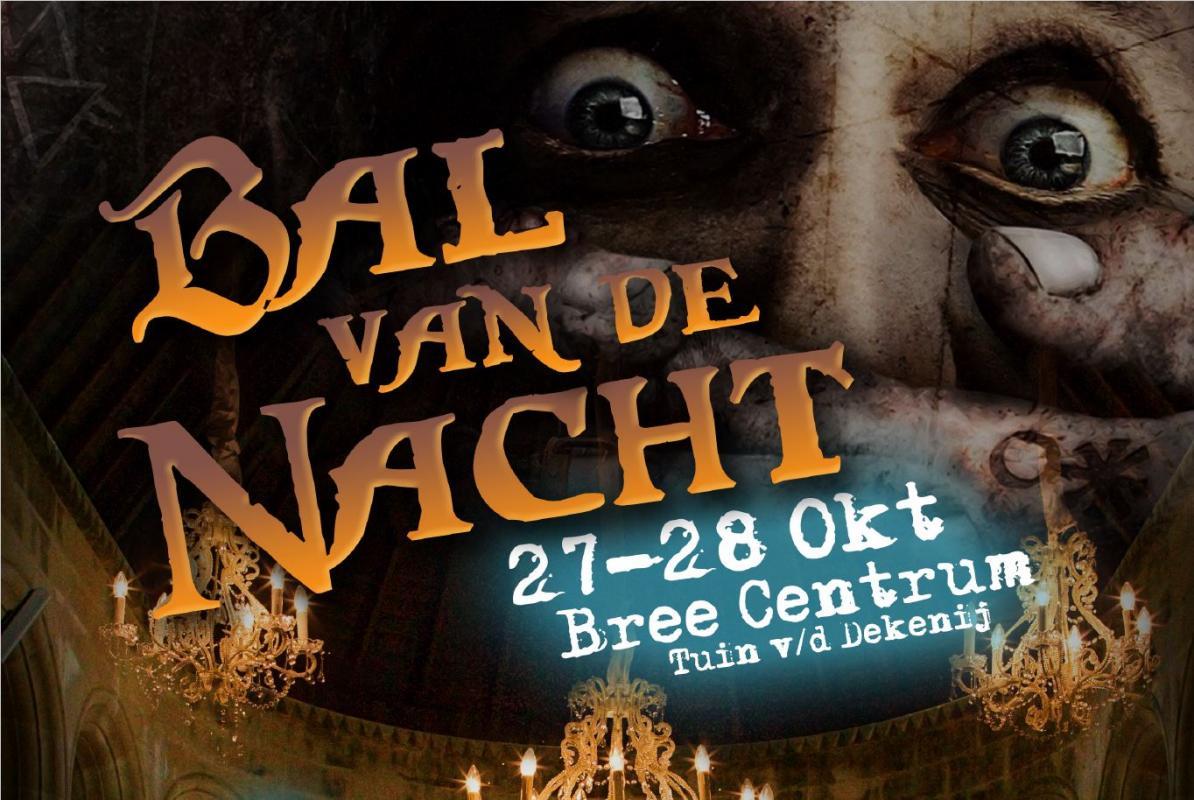 Halloween Gebruiken.Nieuw Halloweenspektakel Bal Van De Nacht Bree